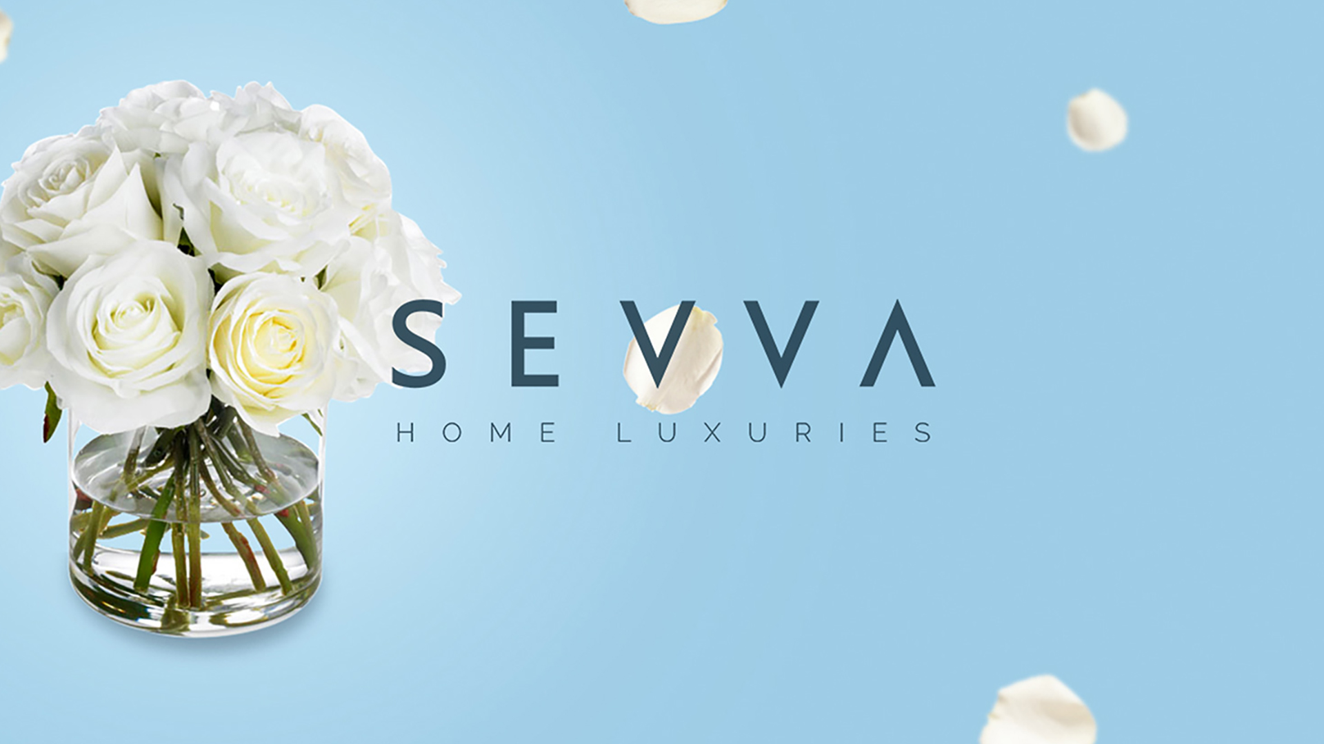 SEVVA Website Design Preview