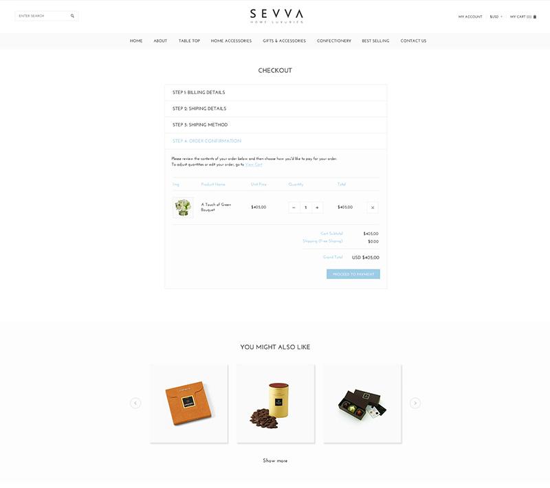 SEVVA Web Design