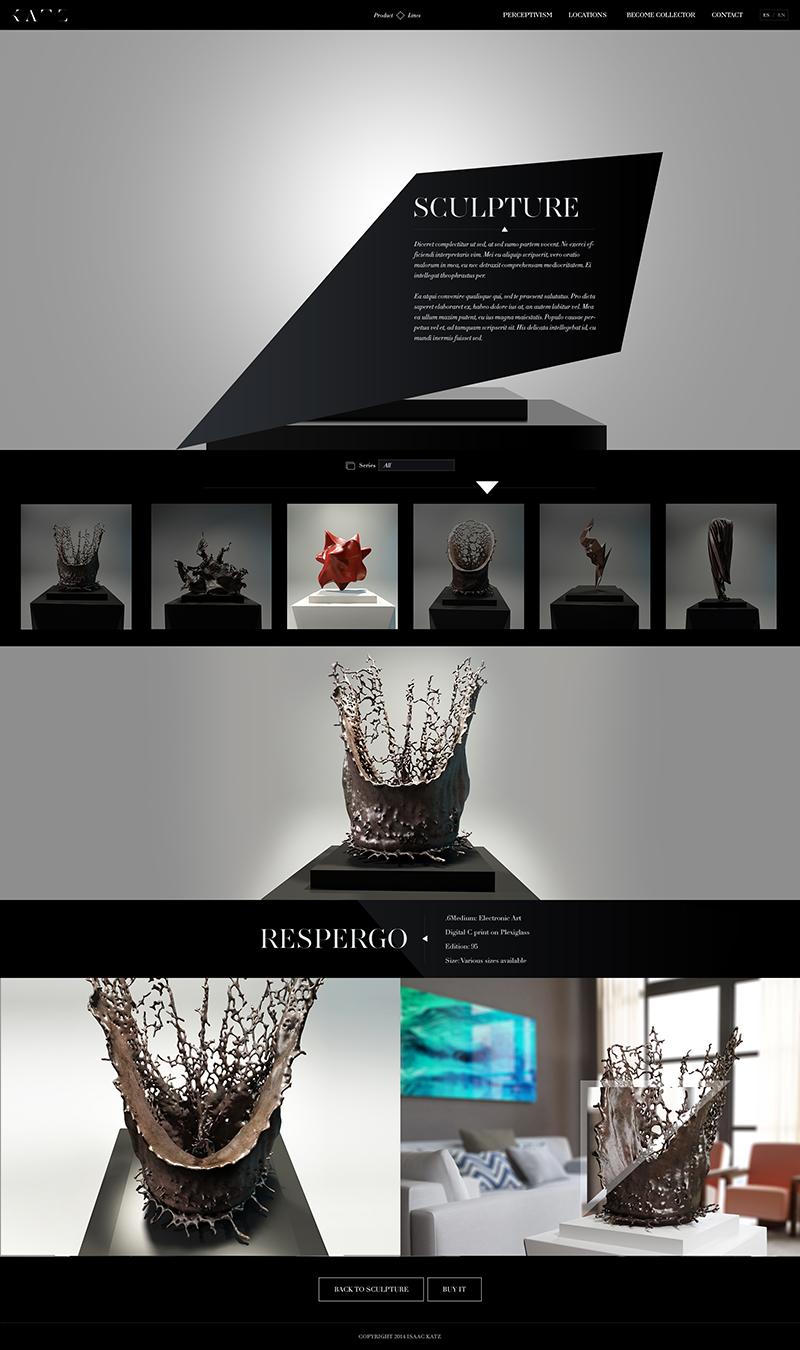 Isaac Katz Web Design
