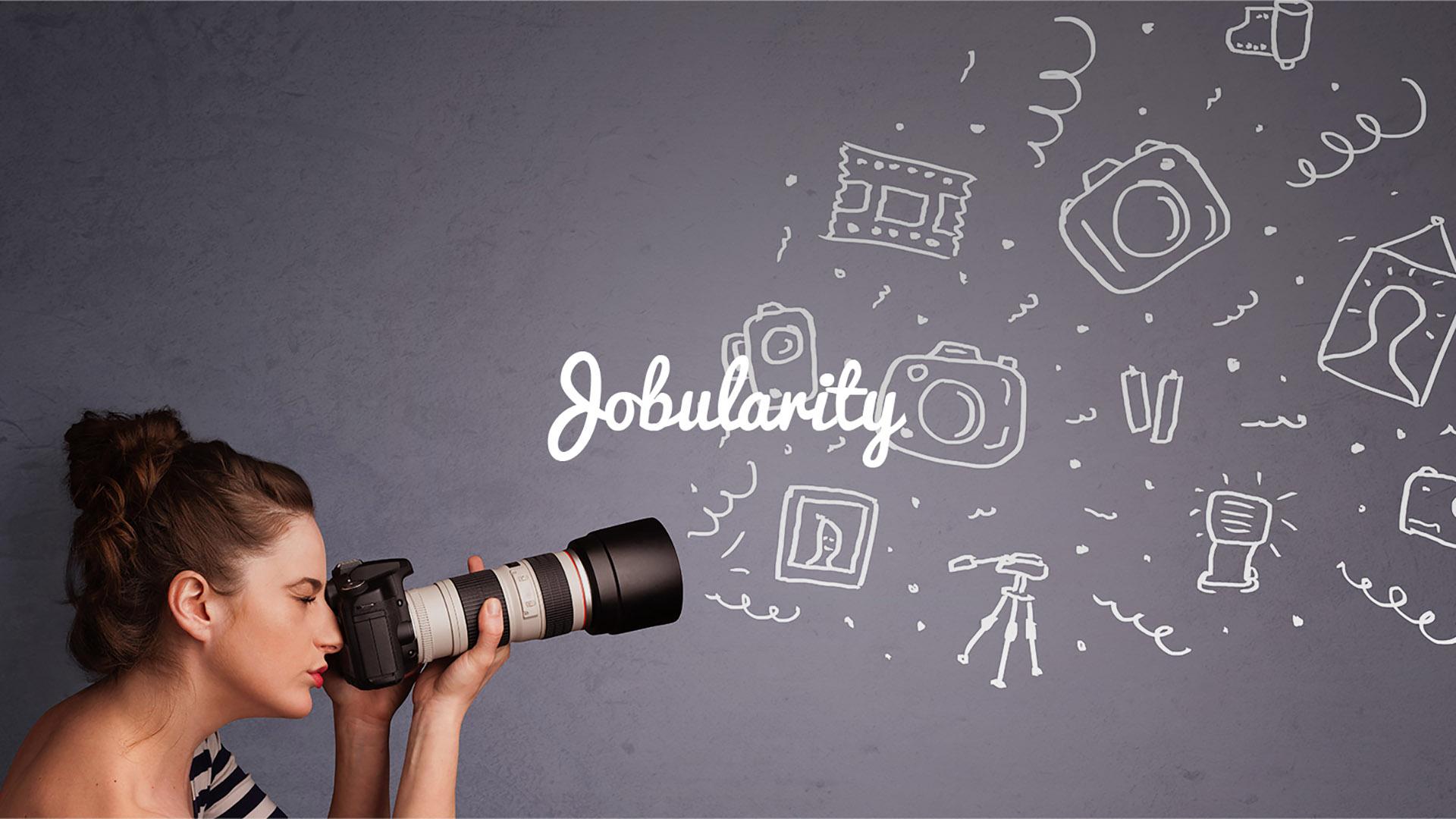 Jobularity Website Design Preview