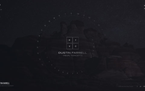 Dustin Farrell Web Development Preview