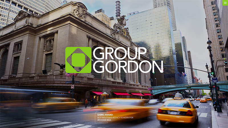 Group Gordon Web Design