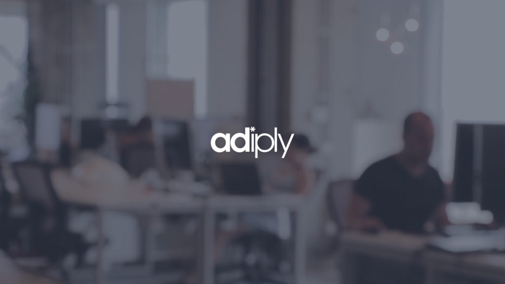 adiply Web Design Preview