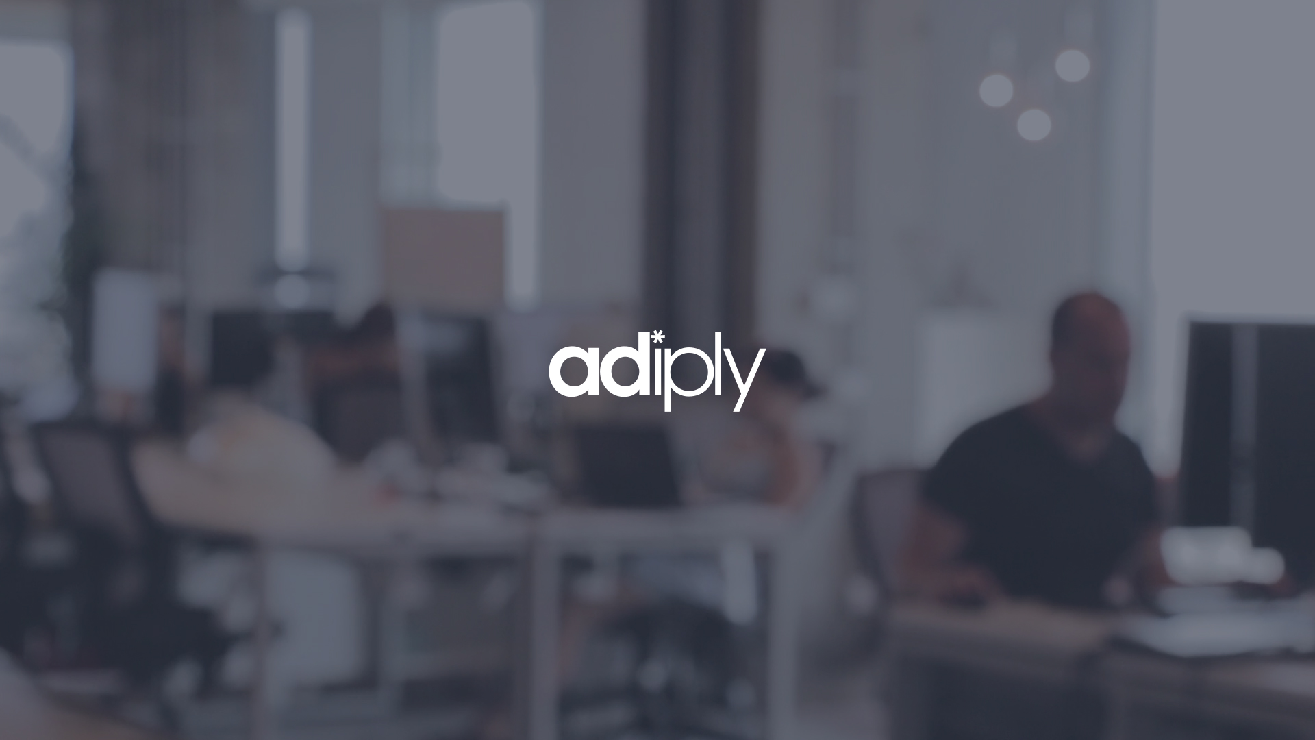 adiply Website Design Preview