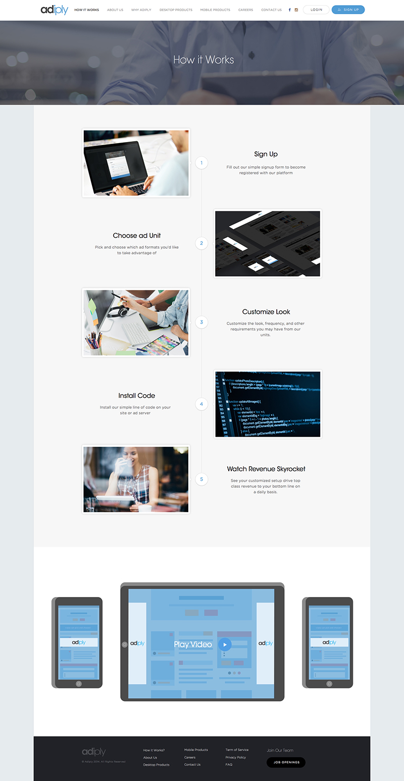 adiply Web Design