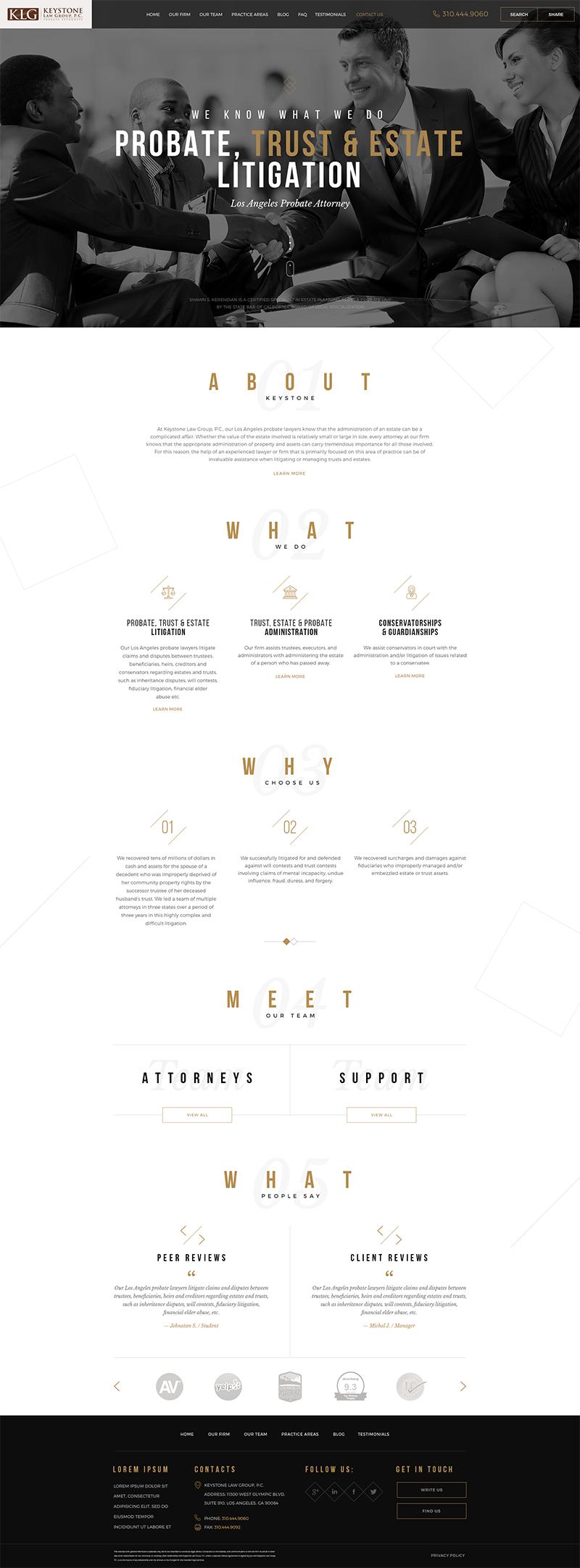 Keystone Web Design