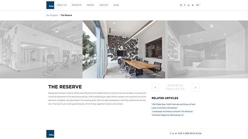 HLW Web Design