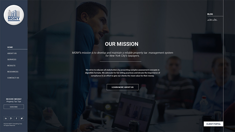 MGNY Web Design