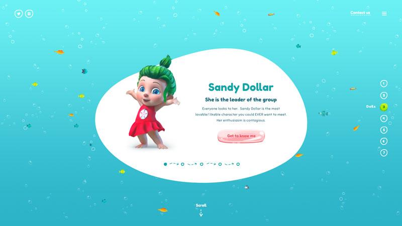 seababies Web Design