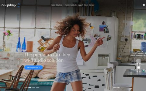 linkplay Web Development Preview