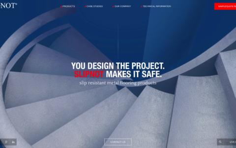 Slipnot Web Development Preview