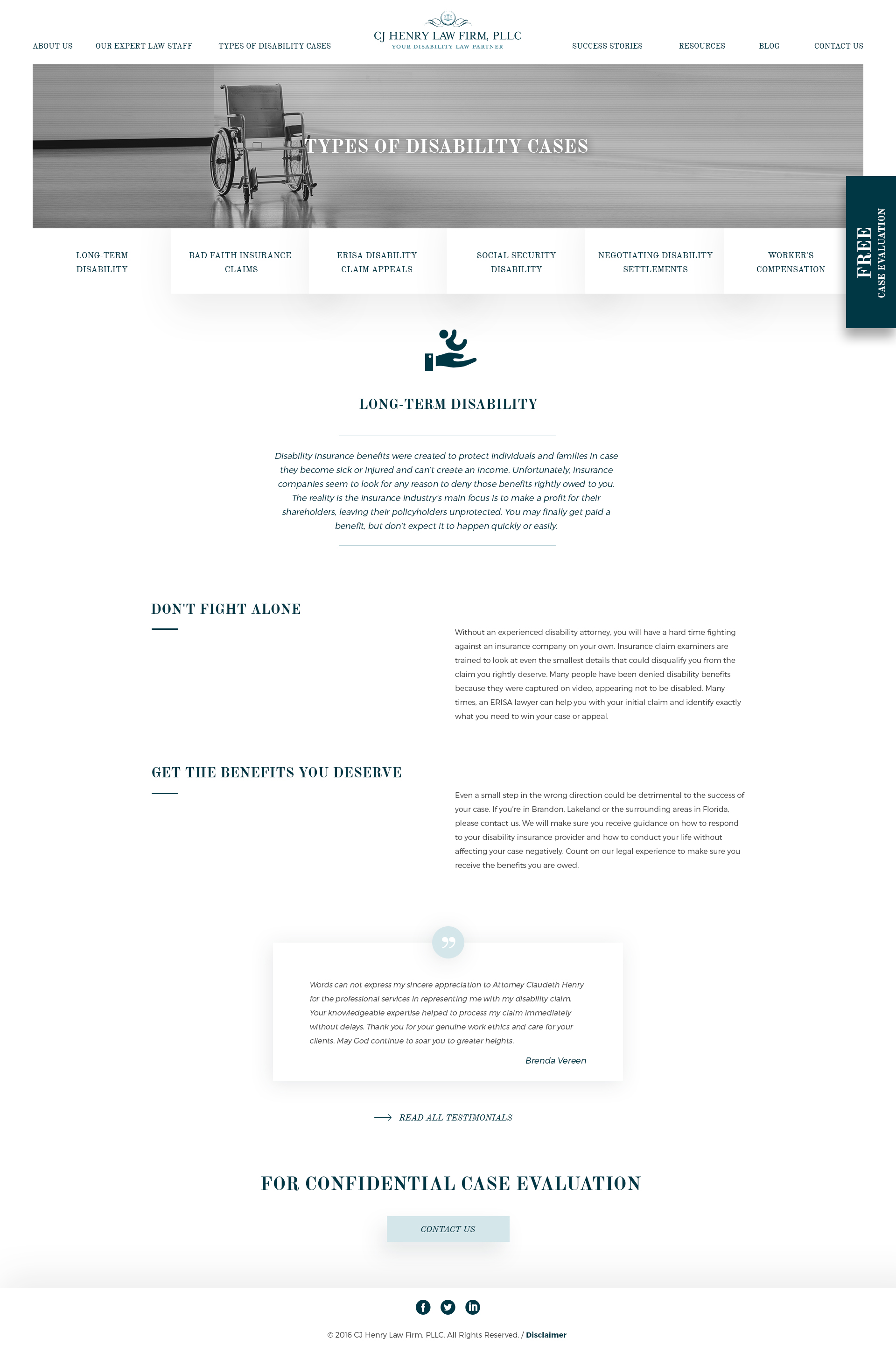 CJ Henry Web Design