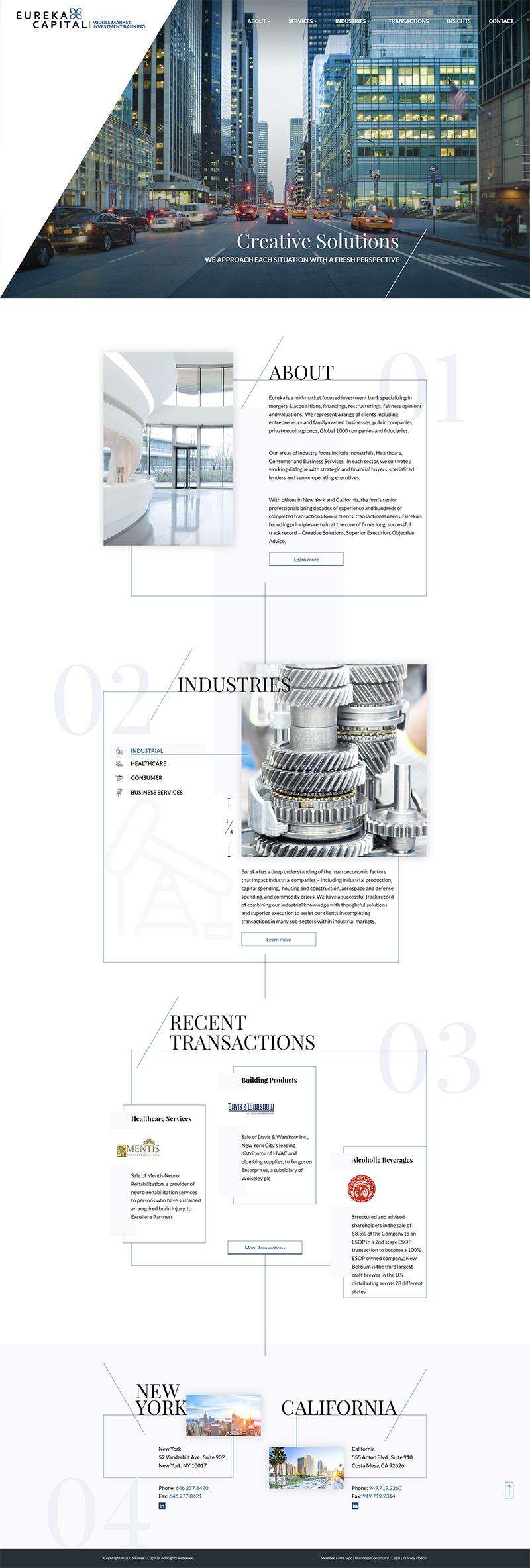 Eurika Web Design