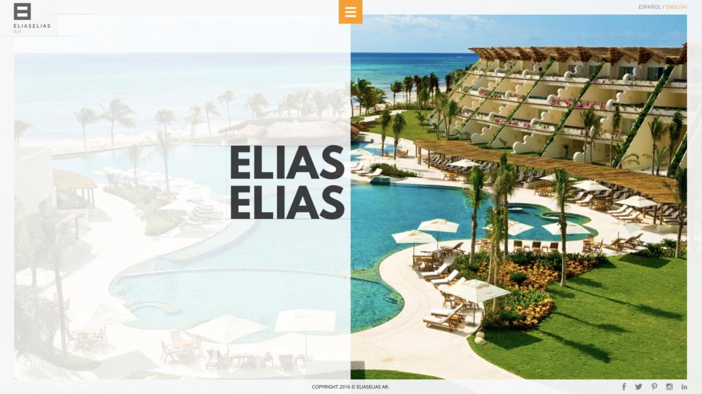 Elias Web Design Preview