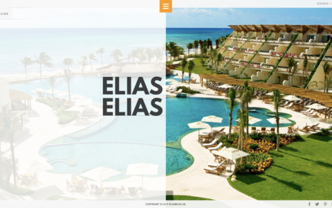 Elias Web Development Preview