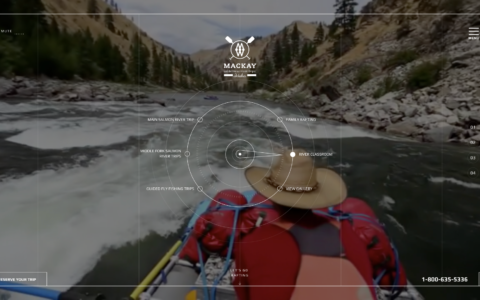 Mackay River Web Development Preview