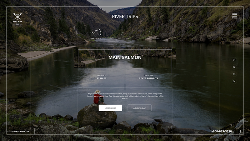 Mackay River Web Design