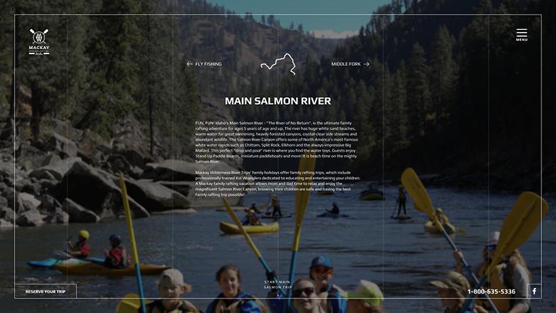 Mackay River Web Design