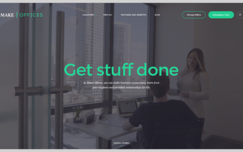 Make offices Web Development Preview
