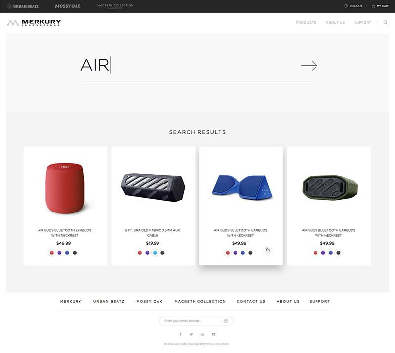 Mercury Web Design