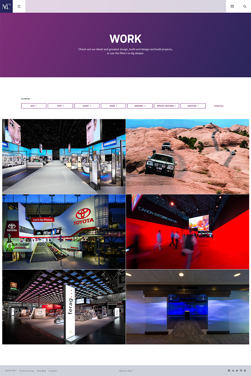 MC2 Web Design