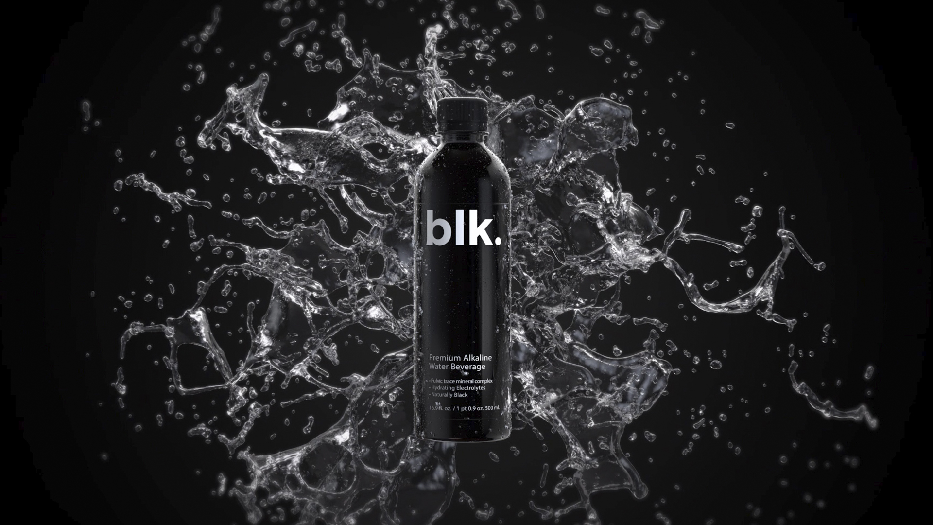 Blk Website Design Preview