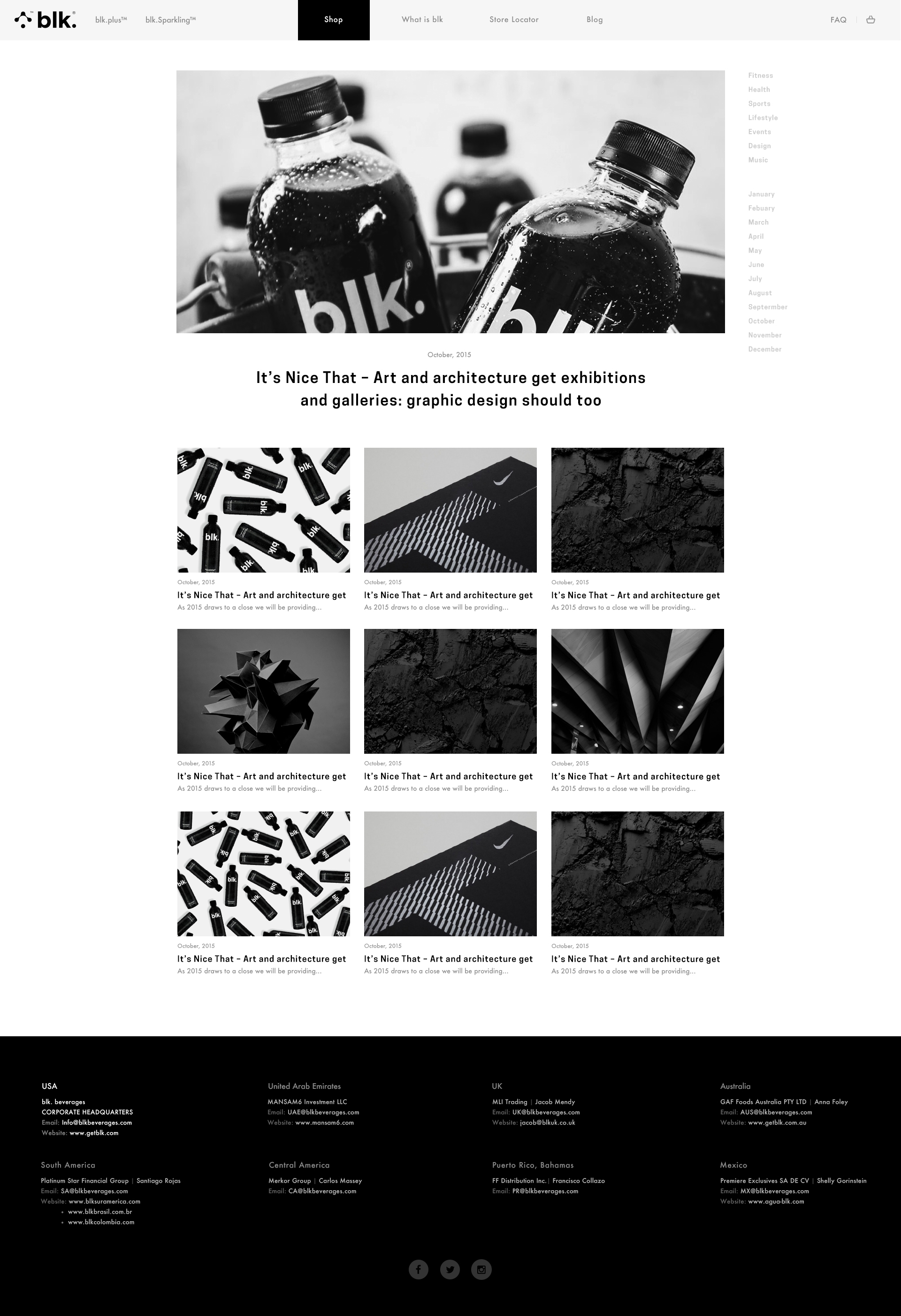 Blk Web Design