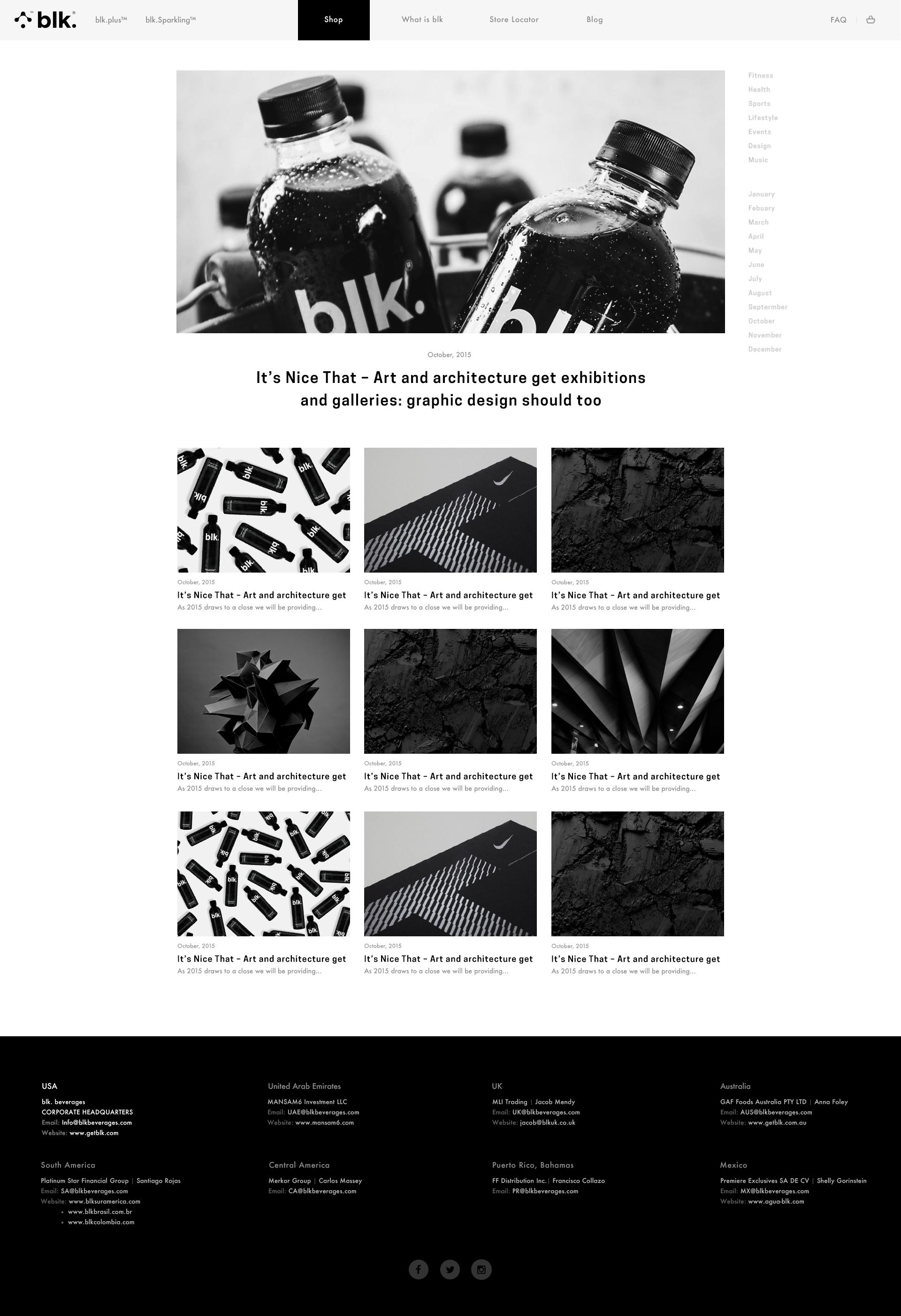 Blk Web Design
