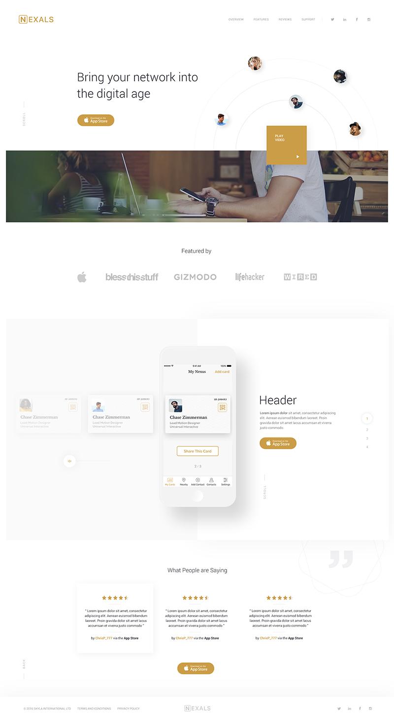 Nexals Web Design