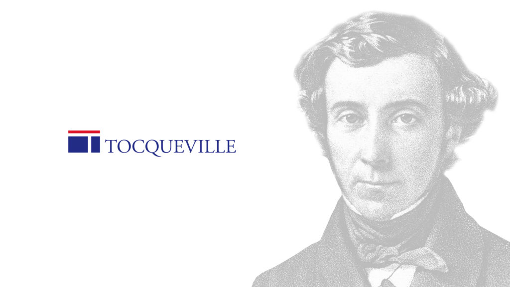 Tocqueville Web Design Preview