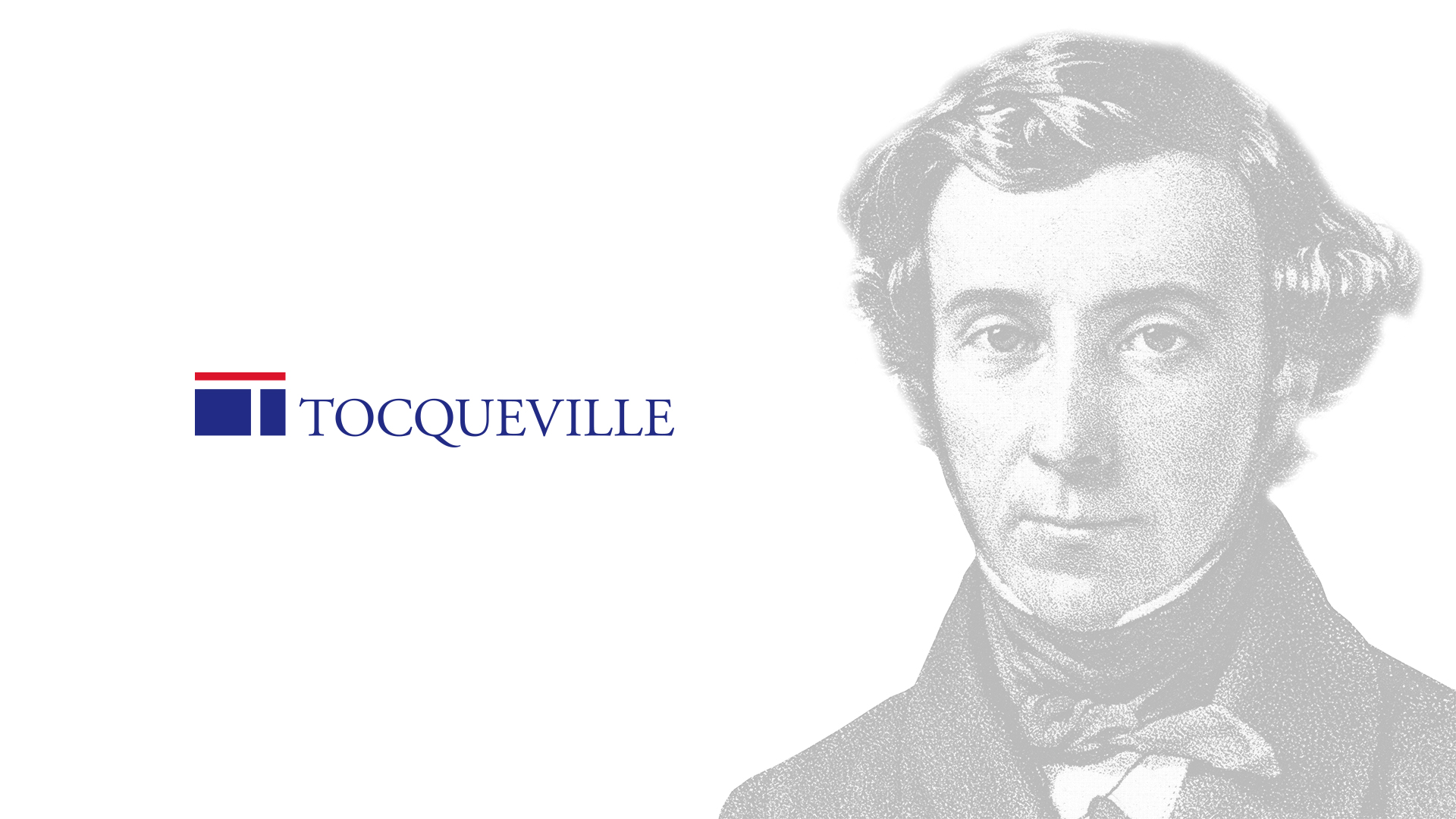 Tocqueville Website Design Preview
