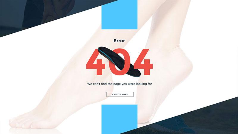 GoodFeet Web Design