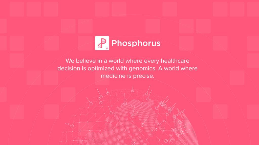 Phosphorus Web Design Preview
