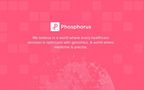 Phosphorus Web Development Preview