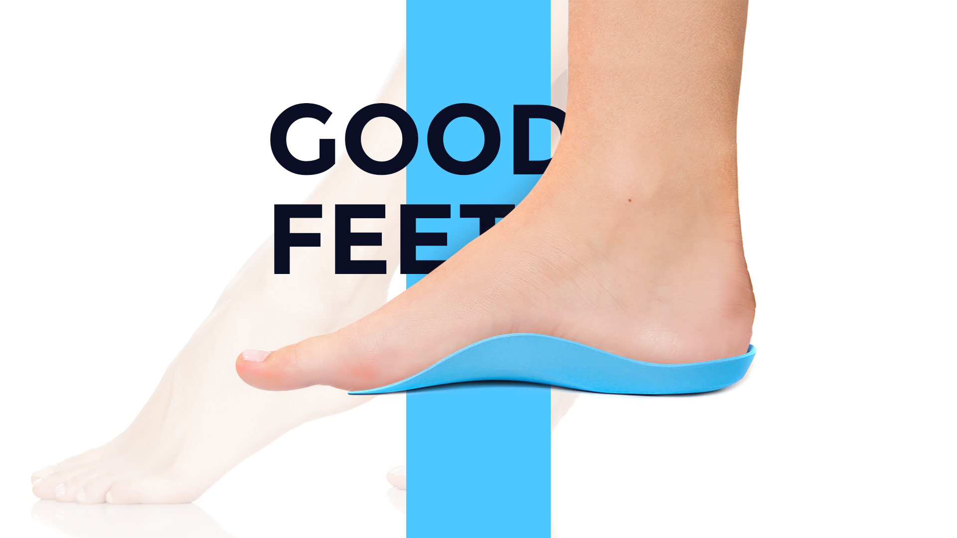 GoodFeet Website Design Preview
