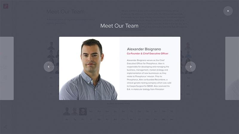 Phosphorus Web Design