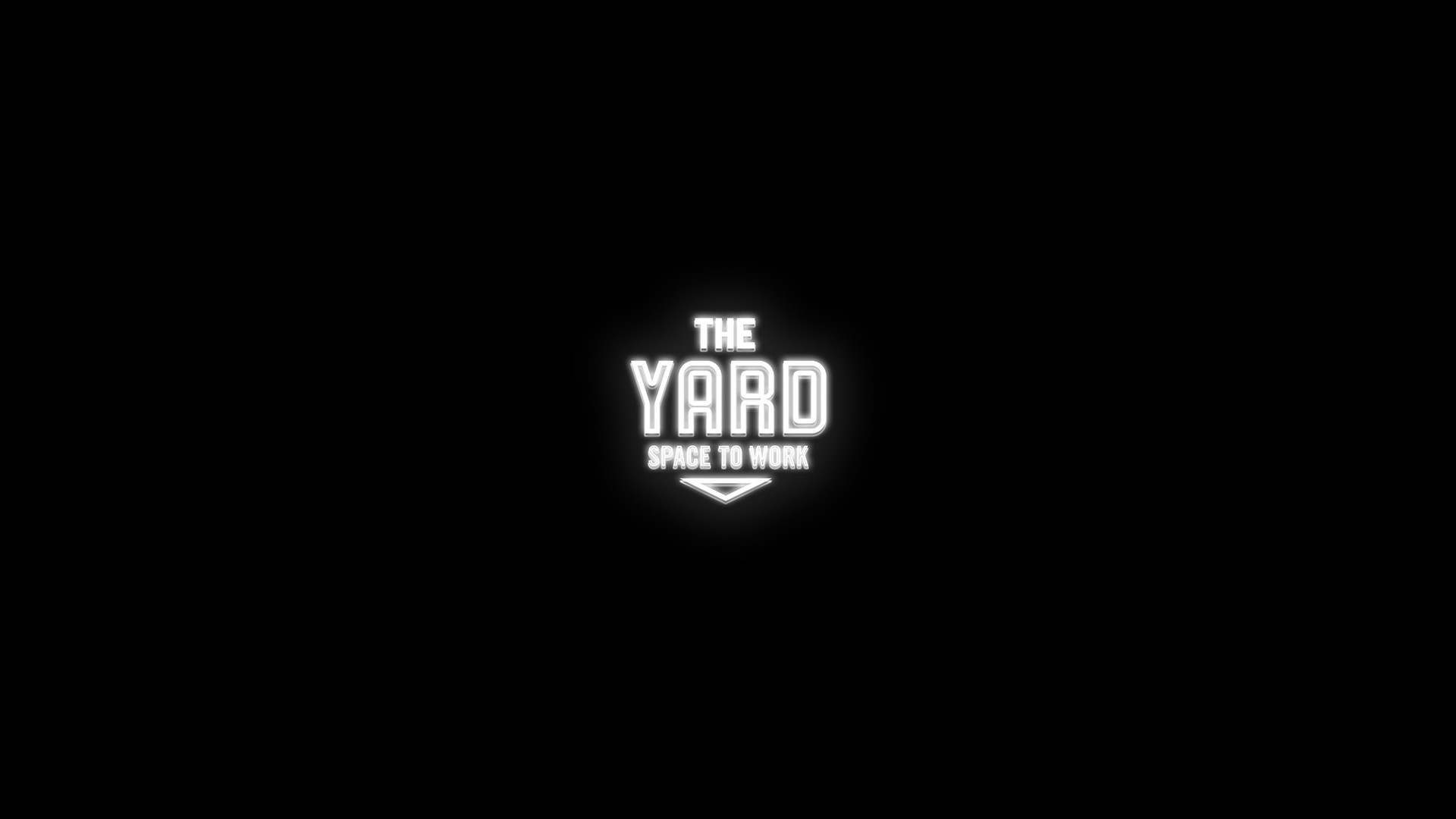 The Yard Website Design Preview