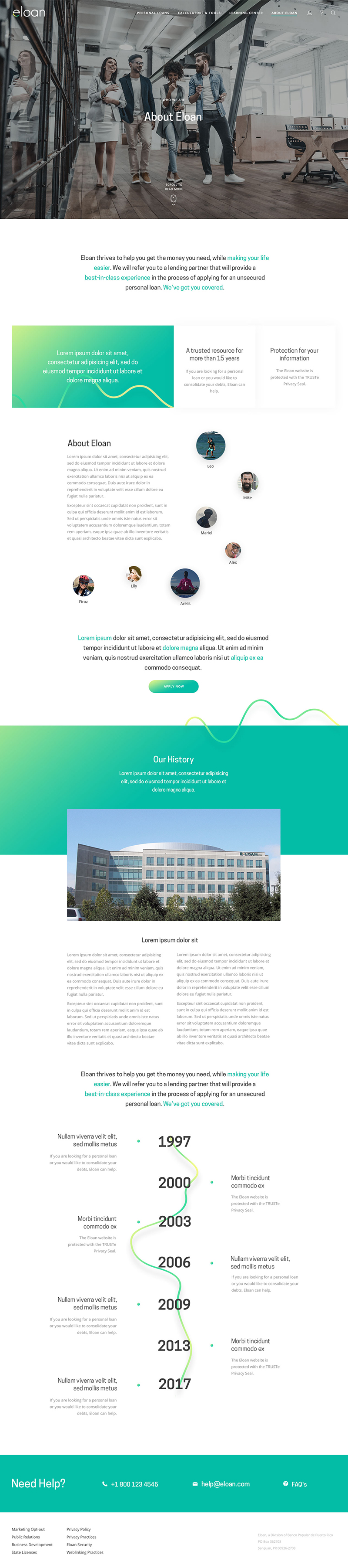 Eloan Web Design