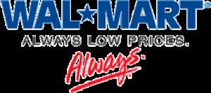 Rebranding strategy example: Walmart
