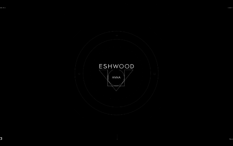 Anna Eswood Web Development Preview