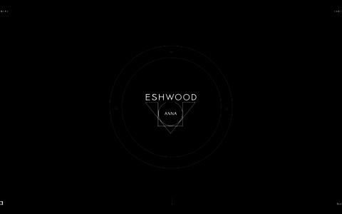 Anna Eswood Web Development Preview