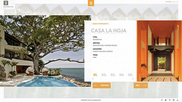 Elias Page Screenshot
