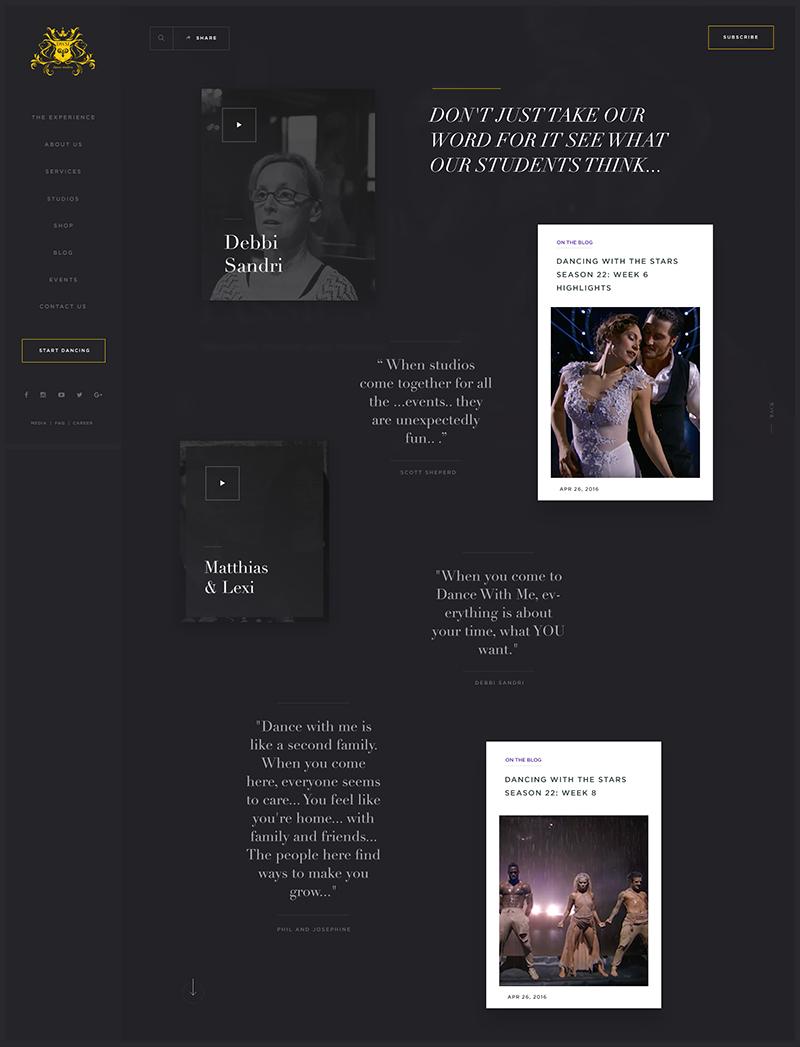 DWM Page Screenshot