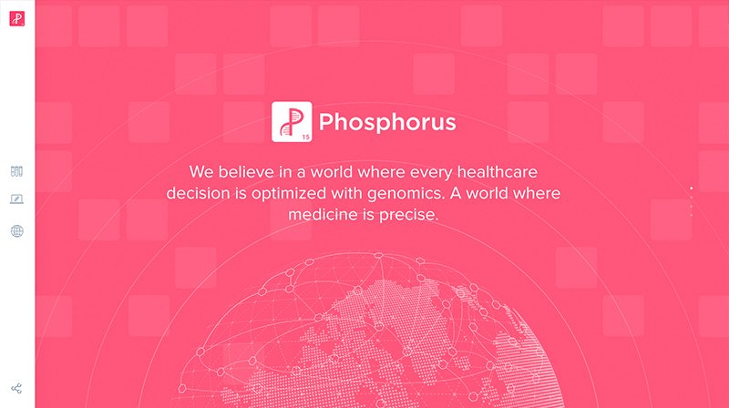 Phosphorus Page Screenshot