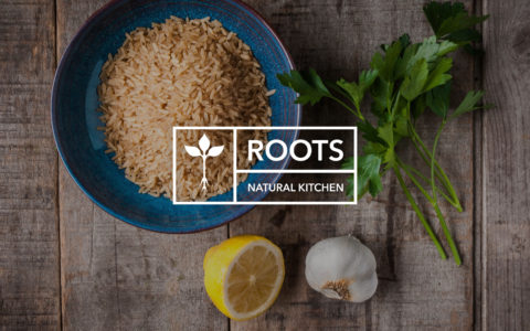 Roots Natural Kitchen Web Development Preview