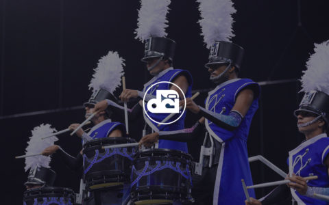 Drum Corps International Web Development Preview