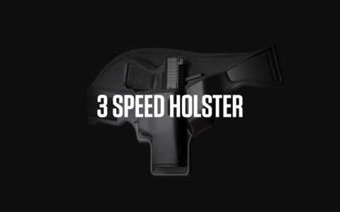 3 Speed Holster Web Development Preview