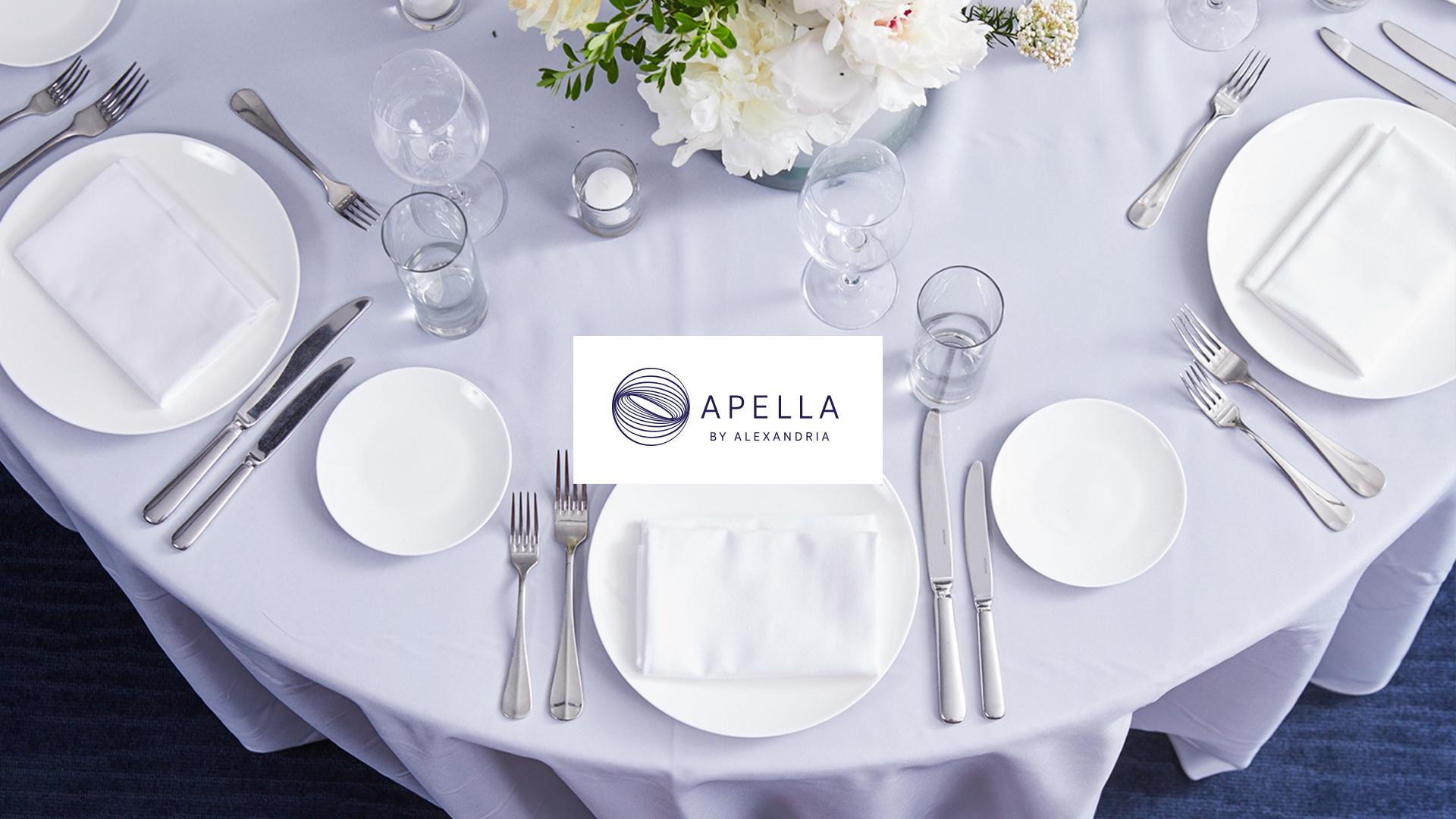 Apella Website Design Preview