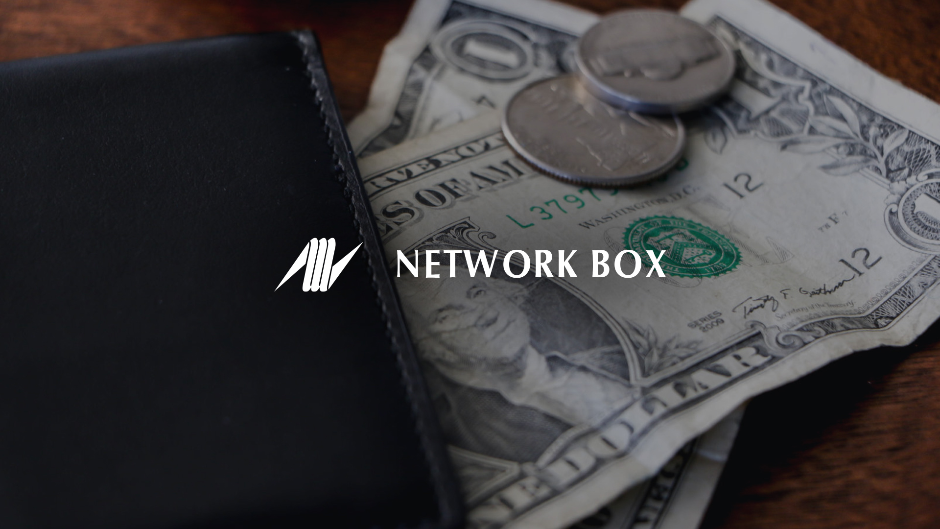 Network Box Website Design Preview