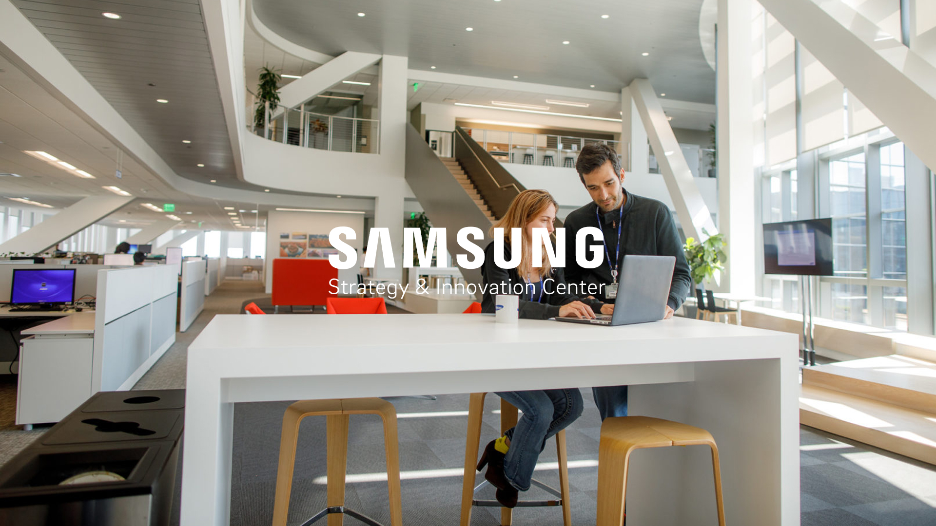 Samsung SIC Website Design Preview